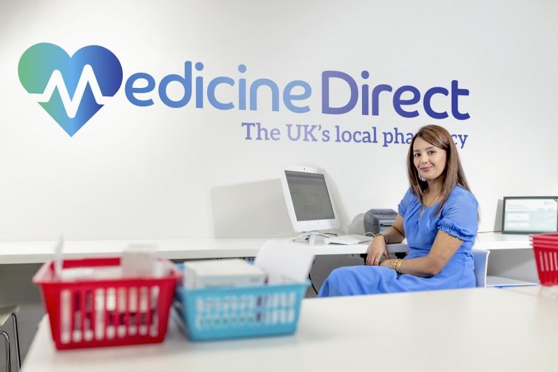 Sonia Khan Medicine Direct Pharmacist