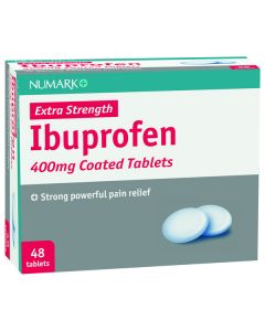 Ibuprofen Tablets (400mg & 600mg)