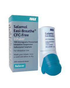 Salamol Easi-Breathe Inhaler