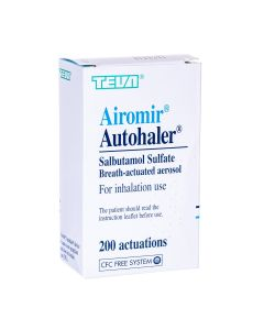 Airomir Autohaler for asthma - buy online from medicine direct uk online pharmacy