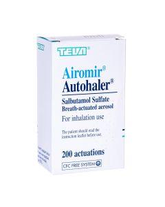 Airomir Autohaler for asthma - buy online from medicine direct uk online pharmacy