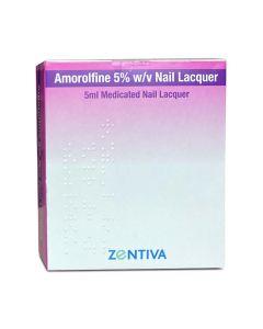 Amorolfine 5% Nail Lacquer - Medicine Direct UK Online Pharmacy