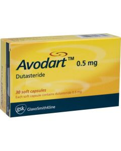Avodart Hair Loss Capsules - Buy Online from medicine Direct UK Online Pharmacy
