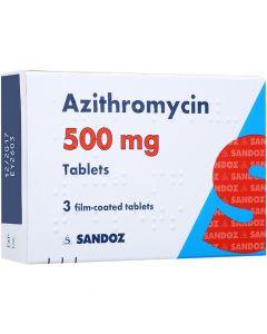 azithromycin chlamydia treatment - buy online from medicine direct UK online pharmacy