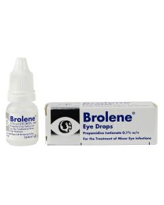 Brolene Eye Drops 10ml Medicine Direct Online Pharmacy