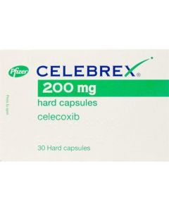 Buy Celebrex 100mg and 200mg capsules from Medicine Direct UK Online Pharmacy