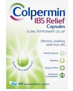 Colpermin IBS Relief Capsules 100 - Medicine Direct UK