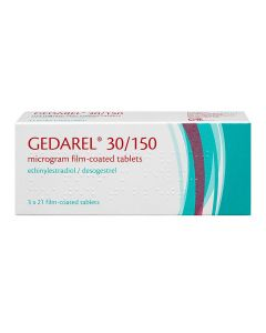Gedarel 30/150 Contraceptive Pill Buy Online form Medicine Direct UK Online Pharmacy