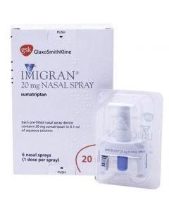 Imigran nasal spray medicine direct UK Online Pharmacy
