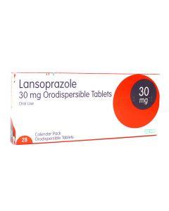 Lansoprazole Orodispersible Tablets 15mg/30mg Medicine Direct UK Online Pharmacy
