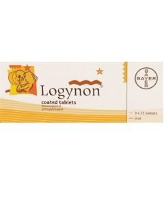 Buy logynon contraceptive pill Medicine Direct UK Online Pharmacy