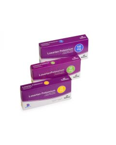 Buy Losartan High Blood Pressure Tablets from Medicine Direct UK Online Pharmacy