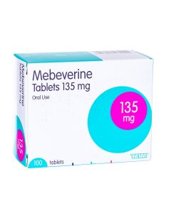 Mebeverine Hydrochloride Tablets (135mg)