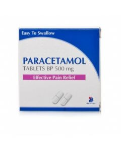 Paracetamol Tablets (500mg)
