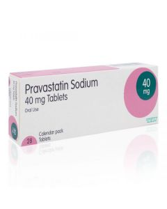 Buy Pravastatin tablets for high cholesterol from Medicine Direct UK Online pharmacy