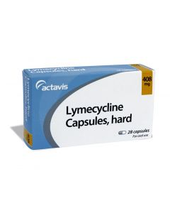Lymecycline Capsules (408mg)