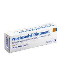 Proctosedyl Ointment Medicine Direct UK online pharmacy