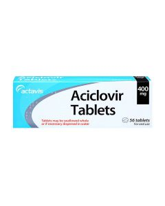 Aciclovir Tablets (400mg)