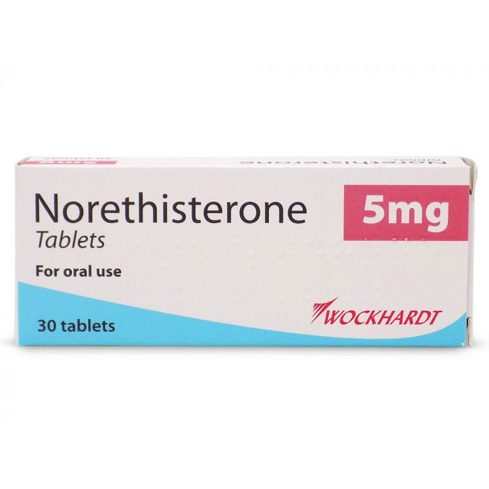 Buy Norethisterone Tablets 5mg Next Day Medicine Direct