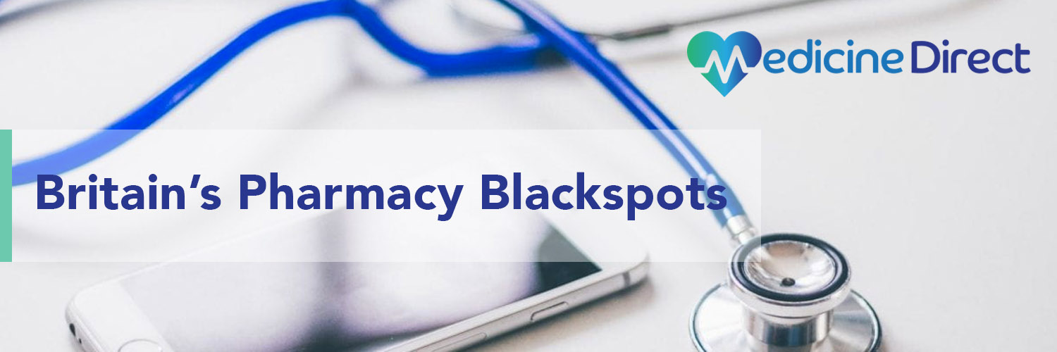Pharmacy Blackspots of the UK