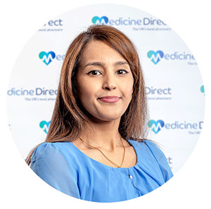 Sonia Khan Medicine Direct Pharmacist