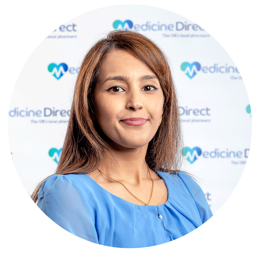 Sonia Khan Pharmacist at Medicine Direct