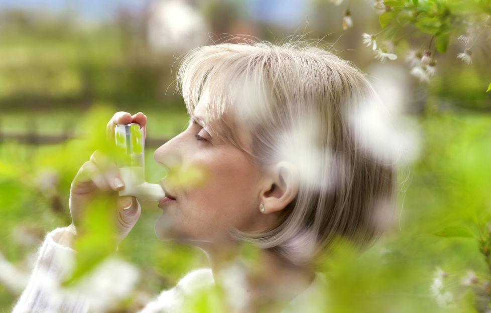 Asthma and Pollen Triggers